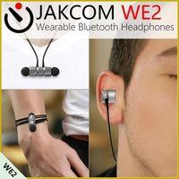 JAKCOM WE2 Smart Wearable Earphone Hot sale in Cassette Recorders & Players like record player cd Vinilo Mp3 Cassette Mp3