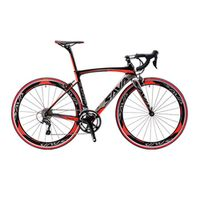 SAVA 700C Carbon Fiber Complete Bicycle Cycling BICICLETTA Road Bike SHIMANO SORA