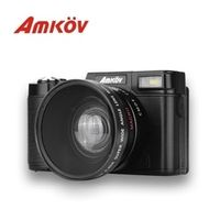 AMKOV CDR2 Digital Camera3 inch TFT Screen 24MP 800W Pixel Camera Video Camcorder