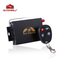 AUTOPMALL GPS Tracker Car Sensor Camera Tracking Device TK105B Remote Controller GSM