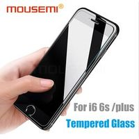 MOUSEMI Screen Protector For iPhone 6 6s Scratch Proof 9H 2.5D 6 Plus