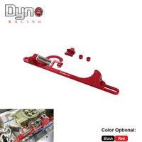 RYANSTAR RACING Dyno racing- 4150 4160 Aluminum Series Black Red Billet Throttle