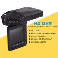 LESHP Universal 2.5 Inch Full HD 1080P Car DVR Vehicle Camera Video Recorder Dash Cam