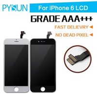 AAAA High Quality No Dead Pixel Display For Apple iPhone 6 LCD Touch Screen Replacement With Digitizer 4.7 inches 10pcs/1lot