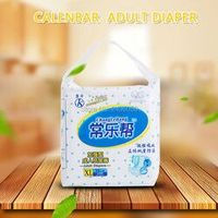 High Quality Large Quantity Disposable adult Diaper in Pack Supplier from China