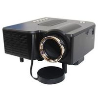 KEFU Multimedia LED HD UC28 Home Theater Mini Portable Projector Support 1080P AV-in