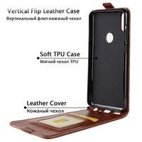 JONSNOW Flip Leather Case for Asus ZenFone 5 ZE620KL Phone Cover for