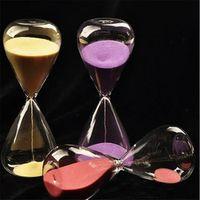 SOLEDI 5min /10min Colorful Hourglass Sandglass