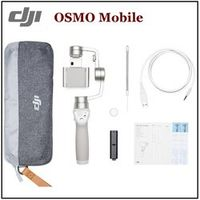 Original DJI OSMO Mobile Handheld Gimbal 3-Axis handheld gimbal newest beyond smart best gift In stock