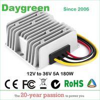 12V TO 36V 5A 12VDC 36VDC 5AMP STEP UP BOOST MODULE CONVERTER Daygreen