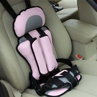 Adjustable Infant Baby Car Safety Seat Five-point Harness