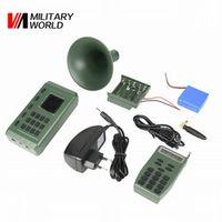 WoSporT Birds Caller Mp3 CP380 Sound Audio Player Speaker Hunting Decoy Amplifier