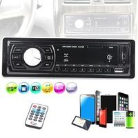 Steel Mate Universal 1044 Car MP3 Player Card Slot Type Auto Stereo Audio