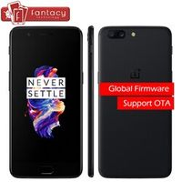 "Original Oneplus 5 6GB 64GB Smartphone Snapdragon 835 Octa Core LTE 4G 5.5"" 20.0MP 16.0MP Dual Camera Fingerprint Android 7.0 OS"