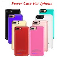 gagaking 7 Battery Charger Case Magnet adsorption stand For Iphone 6 6s iphone 7 plus