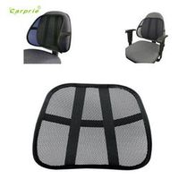 CARPRIE Auto Breathable Mesh - Lumbar Support Cushion Seat Back Muscle Car Home