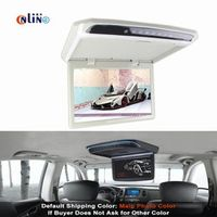 Online 10.1 Inch Car LCD Color Flip Down monitor Overhead Roof mount Display