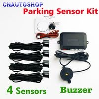 Viecar Buzzer Car Parking Sensor Kit With / Without Hole Saw Backup Radar Sound Alert