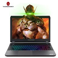 "ThundeRobot ST-Pro Gaming Laptops 15.6"" IPS FHD Intel i7 7700HQ 16GB RAM SSD"