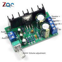 diymore TDA2050 DC 12-24V 10-30W Amp Mono Audio Amplifier Board Module Single