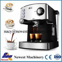 Multifunction coffee machine, American coffee machine dual use drip coffee maker,Italian pressure espresso coffee machine