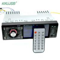 kklusb autoradio bluetooth audio car radio tuner 1 DIN with HD Digital MP3 MP4 Player