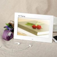 """ACEHE 1pc Picture Frame10.1"""" Android 4.4 HD TFT-LCD 1024*600 Digital MP3 MP4"""