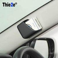 Thie2e 2pcs Universal Car Organizer Storage Bag Box For Toyota wish mark x supra gt86