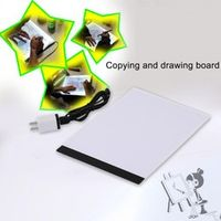 Quality Pratical 4mm Ultrathin A4 LED Light Pad Copy Pad Drawing Tablet LED Tracing Painting Board Without Radiation