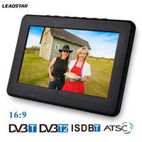 Leadstar 7 inch Portable Television Digital Analog DVB-T2 LED Video MP4 Player Mini