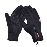 qepae Outdoor Sports Hiking Winter Bicycle Bike Cycling Gloves For Men Women