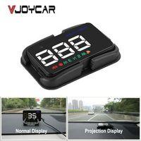 VJOYCAR A51 Universal Car HUD GPS Speedometer Speed Head UP Display Digital Overspeed