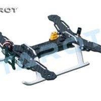 Tarot Mini 250 Carbon Fiber Multicopter Quadcopter Frame QAV250 for FPV Photography TL250A