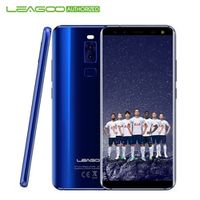 LEAGOO S8 4G Android 7.0 Moblie Phone 3GB 32GB 5.72 Inch 18:9 Edge-Less Display