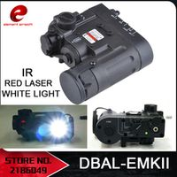 element airsoft Flashlight Red Laser LED DBAL-EMKII Multifunction Tactical IR
