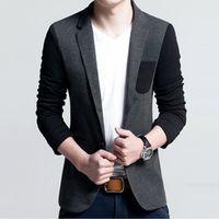 Men's Autumn Blazer Slim Fit Suits TideSuit Blaser Masculino Male Suits Jacket Blazer Men Plus Size Leisure Suit Coat