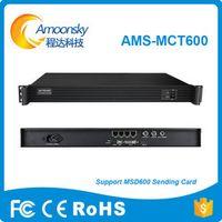 Amoonsky MCT600 box for novastar msd600 sending card like mctrl600 best for big led