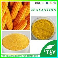 100g top quality green pure Zeaxanthin P.E. with favorable price