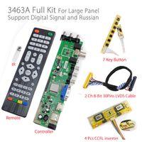 Agoal Z.VST.3463.A1 Support Digital signal DVB-C DVB-T DVB-T2 7-key button Inverter