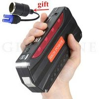 GKFLY Multi-Function Portable 12000mAh Gasoline Car Jump Starter Battery Emergency