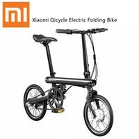 QICYCLE Xiaomi Electric Folding Bike Foldable bicycle white black