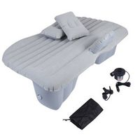 Cimiva Auto Mattresses Inflatable Bed Cushion with Car Pump Trucks Rear Back Seat