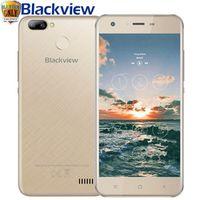 Blackview A7 Pro Android 7.0 MTK6737 Quad core Dual Rear Camera 2GB RAM 16GB ROM