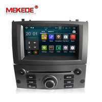 MEKEDE Android 7.1.1 1 Din 7 Inch Car DVD Player For Peugeot RAM 2G GPS Navigation