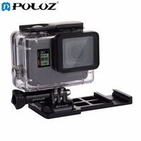 PULUZ Cantilever Picatinny Weaver Quick Release Gun Rail Side Mount for GoPro HERO5