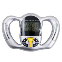 Hand held Body Mass Index BMI Health Fat Analyzer Health Monitor  Slimming Product