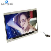 Lanmade 14inch Open Frame UART Small LED Screen Digital Display