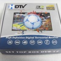 WDYAJ MINI HD DVB-T2 STB T2 Set Top Box High Definition Digital Terrestrial Receiver