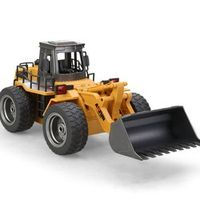 1:8 scale remote control construction trucks rc forklift  rc truck electric rc bulldozer 6WD