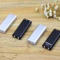 8GB USB Disk Digital Audio Voice Recorder  Real Capacity  One Button Voice Activated Sliding USB Dictaphone Pen Drive